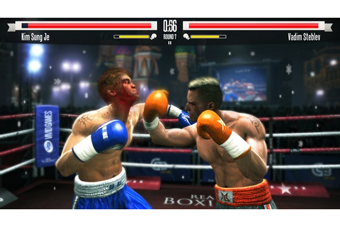 Download Real Boxing PC Game Full Version Free | Download ...
