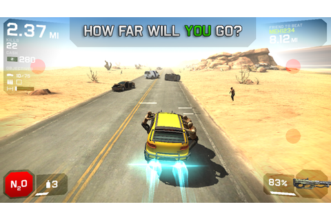 Zombie Highway 2 - Android Apps on Google Play