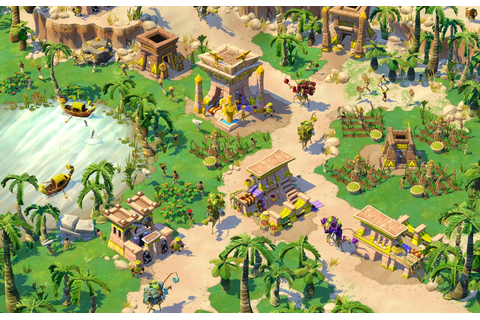 Age of Empires Online - Games.cz