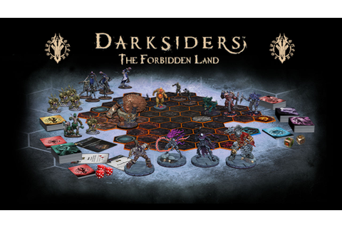 Darksiders: The Forbidden Land Board Game Will Cost You £ ...