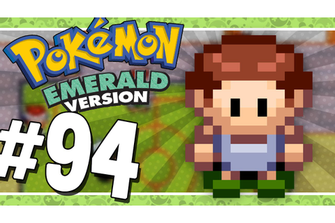 Pokémon Emerald: Grass Run | Battle Arena - 94 (Game Boy ...