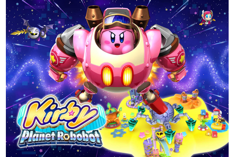 Review: Kirby: Planet Robobot combines angry American ...