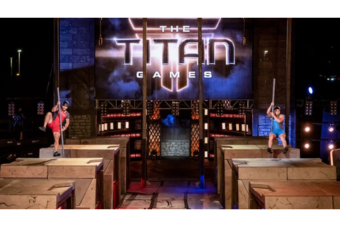 'The Titan Games': Everyday People Become Heroes on ...