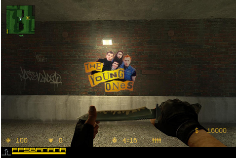 The young ones | GameBanana Sprays