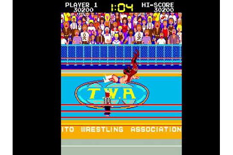 Mat Mania – The Prowrestling Network ARCADE - YouTube