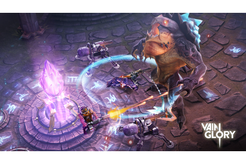 5 lessons from the Vainglory mobile MOBA game launch ...