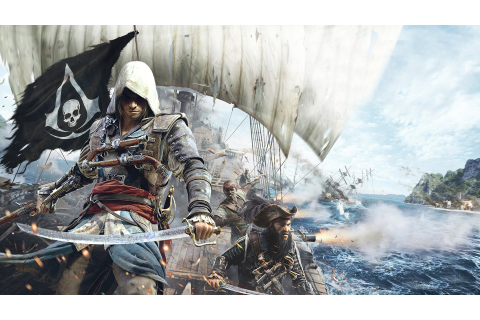Assassins Creed 4 Black Flag Game Wallpapers | HD ...