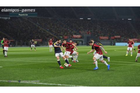 Download Pro Evolution Soccer 2019 [PC] [MULTi17-ElAmigos ...