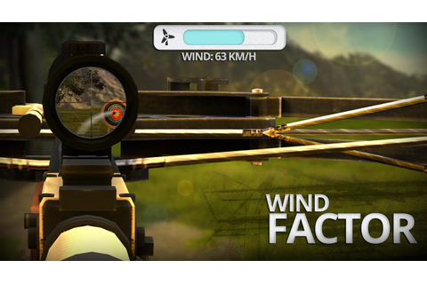 Crossbow Shooting Range Game APK Download - Free Sports ...
