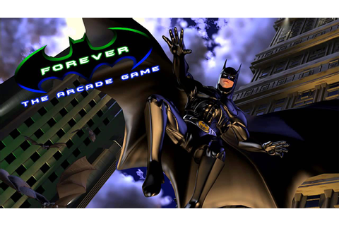 Batman Forever: The Arcade Game Soundtrack (Arcade/MS-DOS ...