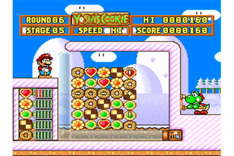 Yoshi's Cookie Download Game | GameFabrique