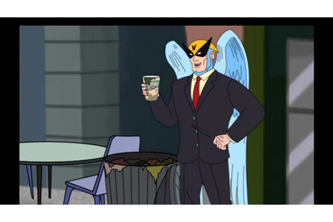 Harvey Birdman: Attorney at Law Game | PSP - PlayStation