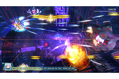 Astebreed PC Review: Stunning Shmup Action | USgamer