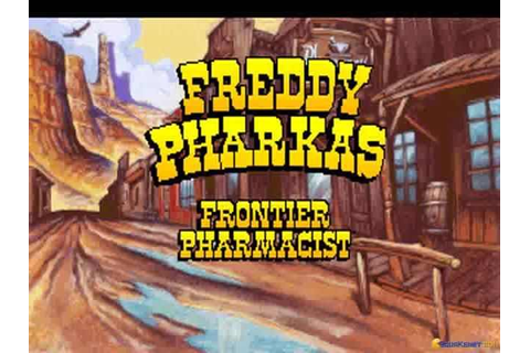 Freddy Pharkas Frontier Pharmacist Download Free Full Game ...