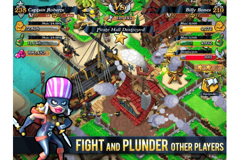 Plunder Pirates - Midoki | UI Designs + Icons | Plunder ...