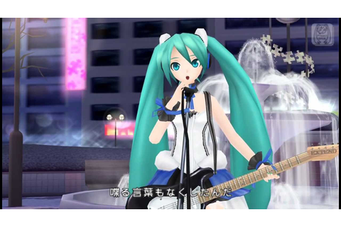Hatsune Miku Project Diva Extend Free PSP iso | BLOG DUNIA ...