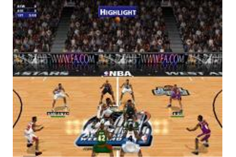 NBA Live 99 Download (1998 Sports Game)