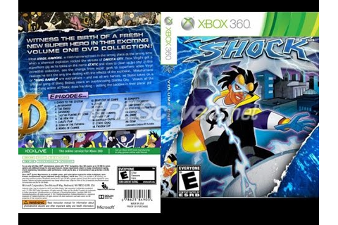 Static Shock - Gameplay XBOX 360/PS3 - YouTube