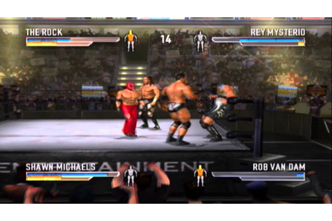 Royal Rumble - Wrestlemania 21 (Xbox) - YouTube