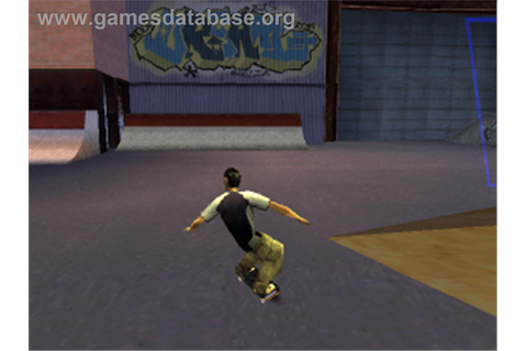 Grind Session - Sony Playstation - Games Database