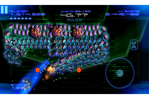 Galaga Legions DX, un nuovo shoot-em-up Xbox Live ...