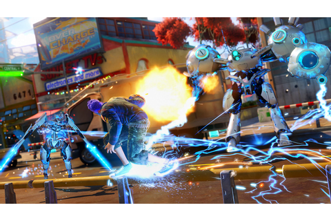 Sunset Overdrive Game Free