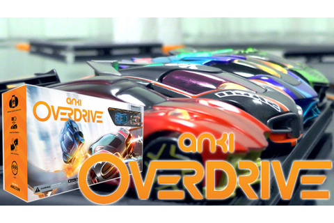 Anki Overdrive - Starter Kit Unboxed & Hands-On Gameplay ...