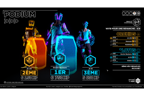 Laser League - Attention aux lasers ! - Game-Guide
