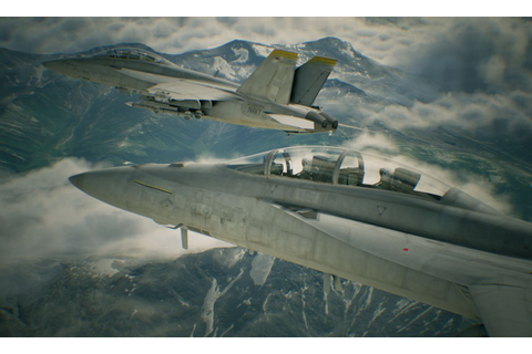 Ace Combat 7 for PS4 has PlayStation VR integration | VG247
