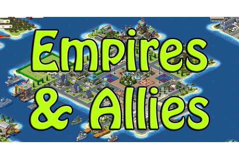 Old Facebook Games: Zynga's Empires & Allies - YouTube