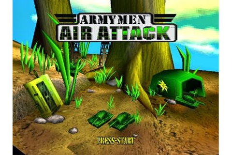 "ReMix: Army Men: Air Attack ""Electro Termites"" - OC ReMix"