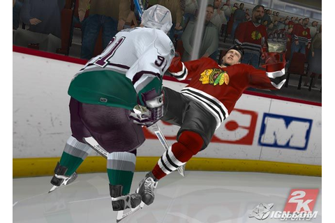 NHL 2K6 Screenshots, Pictures, Wallpapers - Xbox - IGN