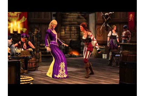 The Sims Medieval: Pirates & Nobles Adventure Pack - YouTube