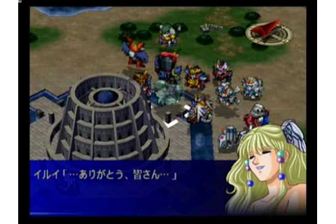 Super Robot Wars Alpha 2 - Last episode - YouTube
