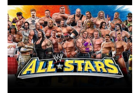 CGRundertow WWE ALL STARS for Nintendo 3DS Video Game ...