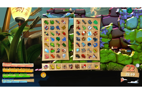 Review: Worms: Clan Wars - Save/Continue