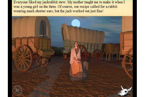 The Oregon Trail 3rd Edition (Surveyor) - YouTube