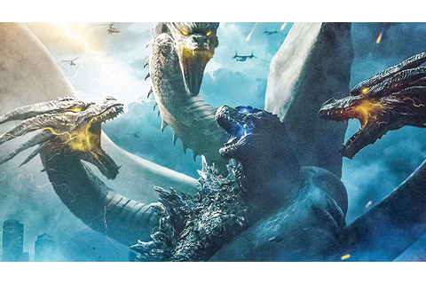 GODZILLA 2: KING OF THE MONSTERS - 12 Minutes Clips ...