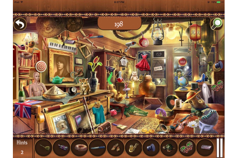 Big Home 2 Hidden Object Games App for iPhone - Free ...