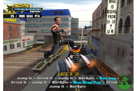 Tony Hawks Underground 2 Full PC Game