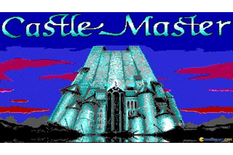 Castle Master gameplay (PC Game, 1990) - YouTube