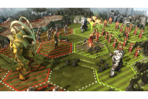 Endless Legend preview: making real-time, turn-based ...