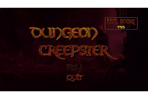 Dungeon Creepster Gameplay. - YouTube