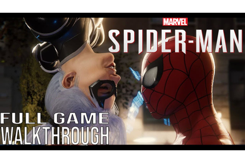 Marvel's Spider-Man The City That Never Sleeps Full Game ...