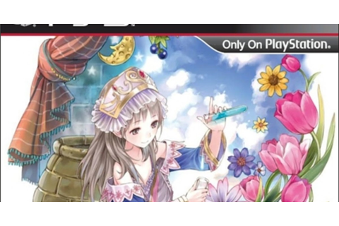 Atelier Totori - The Adventurer of Arland | USA ...