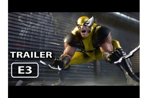 Marvel Avengers Battle For Earth Trailer (E3 2012) - YouTube