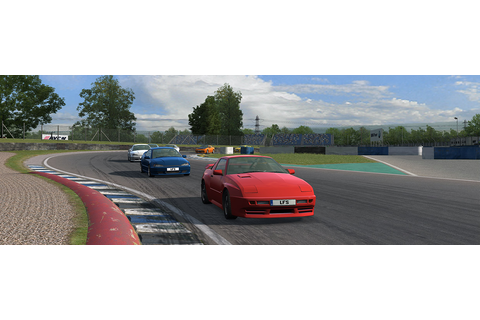 Online Racing Simulator - Live for Speed
