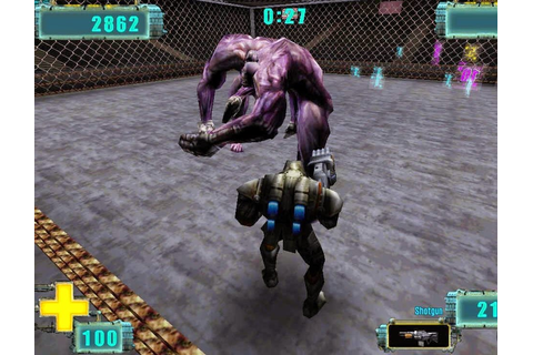 X-COM Enforcer Game - Free Download Full Version For Pc