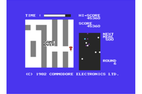 Radar Rat Race - C64-Wiki