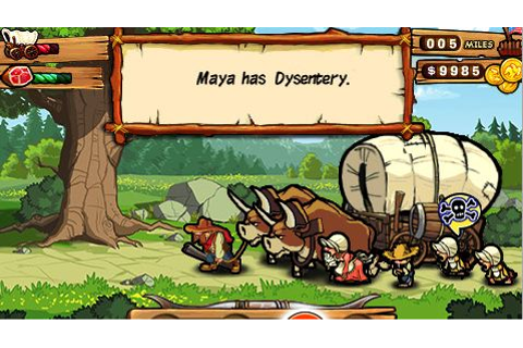 Review: Oregon Trail for iPhone is tween crack | Ars Technica